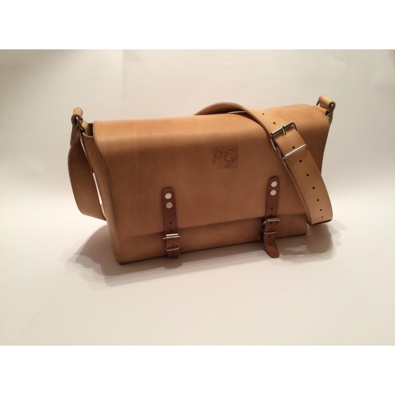 PG-14-TN, Torba, ze skóry, torby, torebki, skóra naturalna, jucht, torba górnicza,
